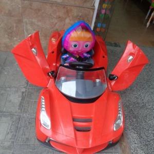 кола детска