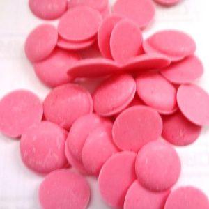 глазура розова