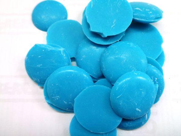 глазура синя