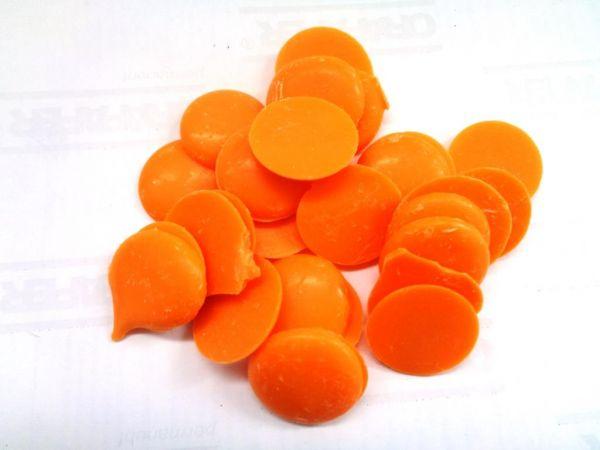 глазура оранжева
