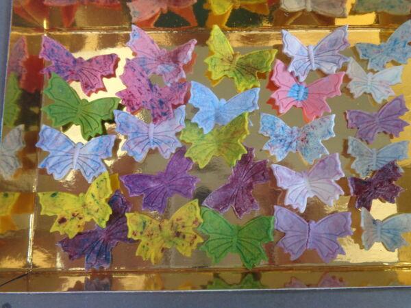 пеперуди от фондан